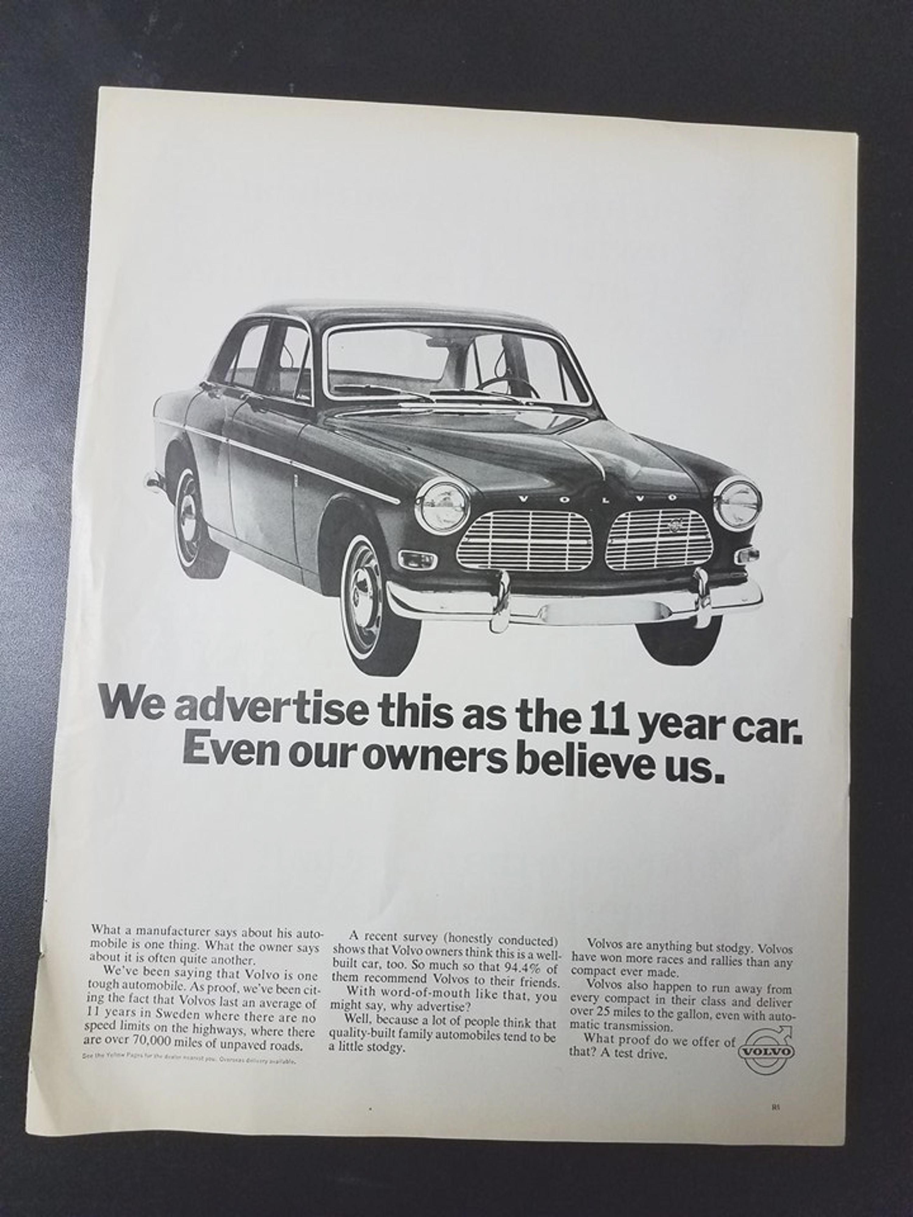 Eleven Year Car