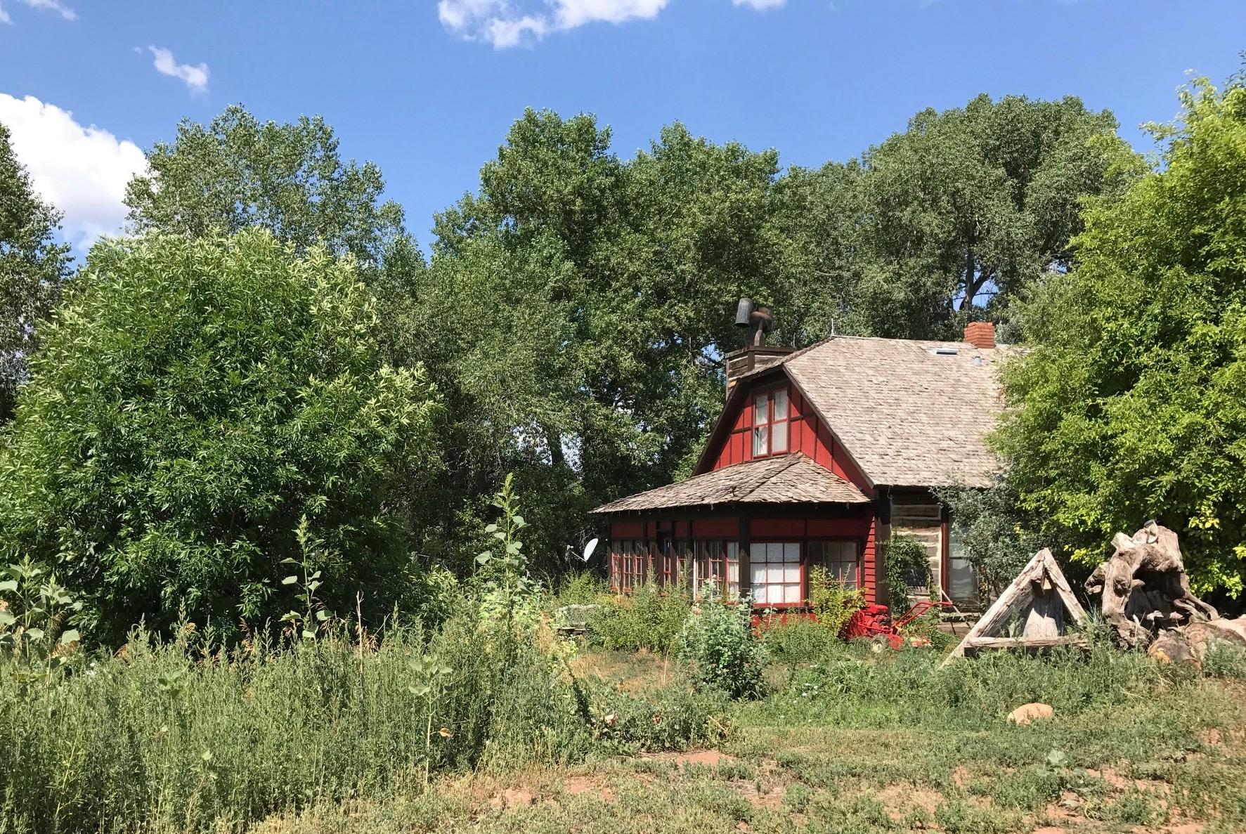 Roberts Ranch homestead