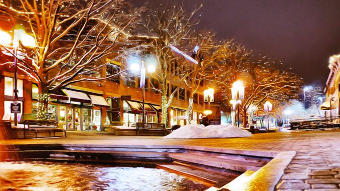 Old Town Fort Collins Lights Up For The Holidays On November 3rd