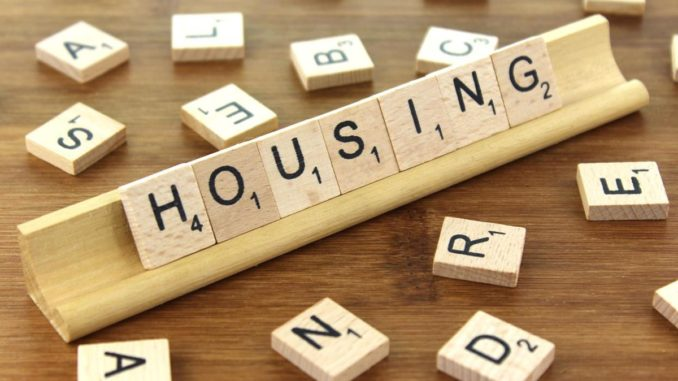 Department assists with financial support for housing