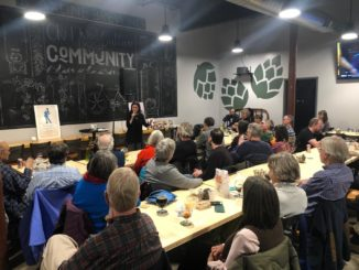 Poudre Pub Talk™ Series EXPERTS DISCUSS WATER ISSUES AT LOCAL CRAFT B