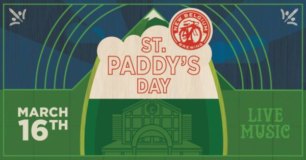 St. Paddy's Day Celebration and National Corndog Day at New Belgium Brewing (Fort Collins, CO)