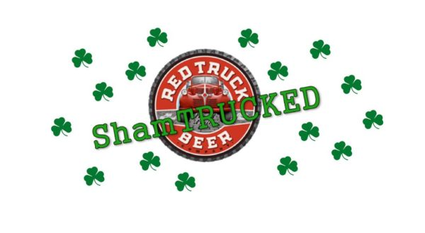 ShamTRUCKED! - St. Patrick's Day Celebration at Red Truck Brewing