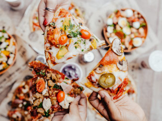 Between March 22 and April 5, 2019, PizzaRev locations in Fort Collins and Lafayette will give a free pizza to the first 1,000 guests who have downloaded the PizzaRev mobile app.