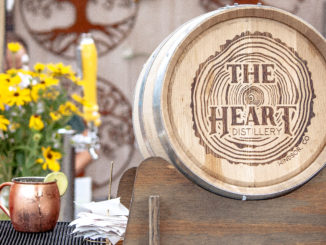 THE HEART DISTILLERY'S GIN EARNS DOUBLE GOLD, BEST IN CATEGORY, AND BEST IN CLASS