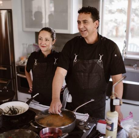 The team at Z Catering are purists at heart, infusing fresh ingredients from local farmers, ranchers and brewers into their cuisine by cooking directly with fire or other minimal methods.