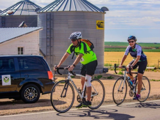 60+Ride, a nonprofit organization in Greeley, is excited to announce their third annual Ride & Revel! event on July 20, 2019.