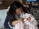 Mariana and Francisco Espinoza of Greeley are the proud parents of the first baby born at the newly opened UCHealth Greeley Hospital. Annabrissa Espinoza was born at 11:07 p.m. July 3, 2019. She weighed 7 pounds and 2 ounces and measured 19 inches. Certified Nurse Midwife Joanna Sheets delivered Annabrissa.
