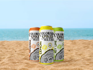 Introducing Colorado Spiked Seltzer