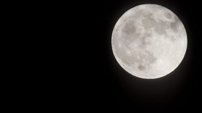 July's Black Moon