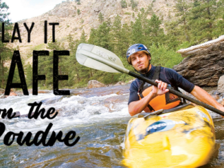 As the Colorado snowpack starts to melt and rivers and streams across the state begin to rise, its important to remember to Play It Safe on the Poudre!