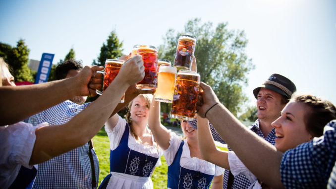 With Oktoberfest around the corner, wanted to get some festive Anheuser-Busch events on your radar for Friday-Sunday, September 27-29 in Fort Collins.