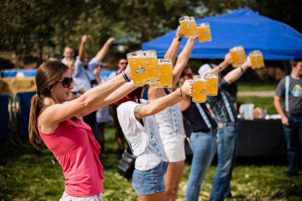 Oktoberfest at Anheuser-Busch. Photo courtesy of Anheuser-Busch.