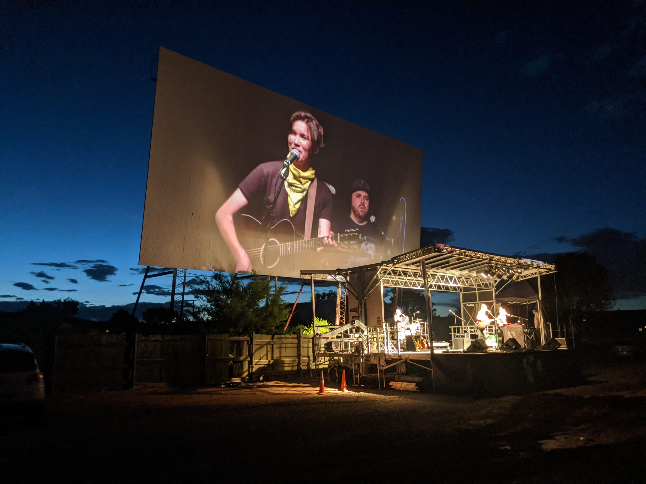 Live Music Comes Back to Fort Collins at the Drive-In
