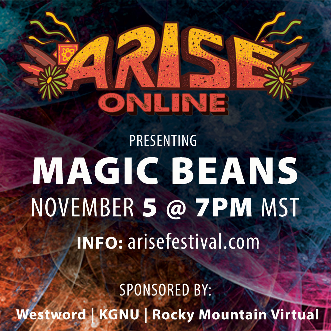 ARISE Online to host Magic Beans in First In-Studio Performance