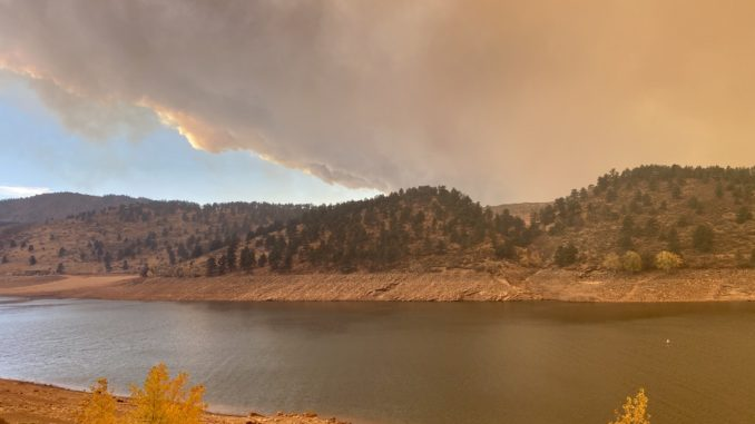 Couple killed in Colorado's huge wildfire_china